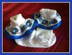 New York Giant Girl Ruffle Socks