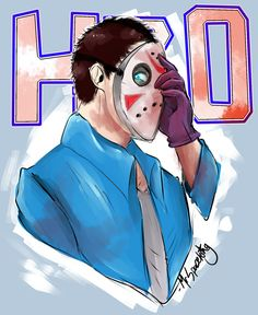 H20 Delirious by KitsuGuardian on DeviantArt