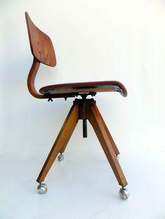 Bauhaus Design Werkstatt Stuhl