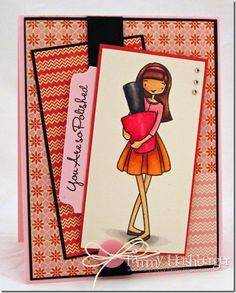 #MyFavoriteThings, #eclecticPaperie by Tammy Hershberger at Stamp Happy