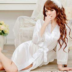 Tie-Waist Nightgown from #YesStyle <3 Angel Romance YesStyle.com