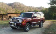 My 2008 Jeep Commander Overland 4x4