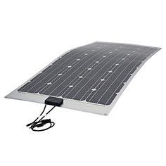 Biard 150W Semi-Flexible Solar Panel