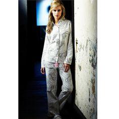 Deshabillé Flights of Fancy Pyjama Set f55b60564