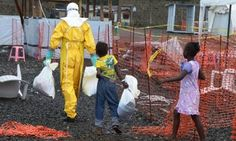 Research Model Projects 1.1 Million to 2.3 Million Ebola Deaths By September 2015 Posted by Jim Hoft on Monday, September 15, 2014, 5:13 PM