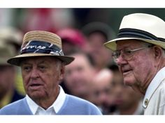 Images of Sam Snead from his years as a dominating player to his years as a ceremonial starter at Augusta.