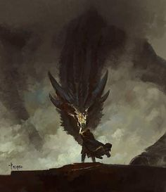 game of thrones, jon snow, and drogon Bild