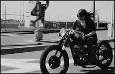 Now there are many things in life which push certain buttons of mine. And I would have to admit that both Women and Motorcycles are up there on the top of that list. Unfortunately within todays... More