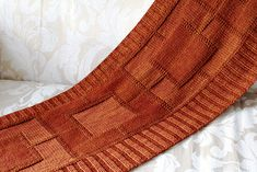 Ravelry: Woodwork pattern by Laura Aylor