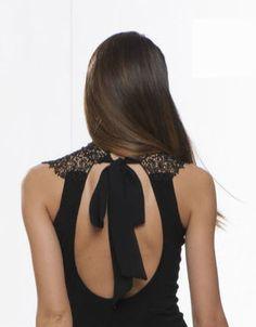 Dettagli che fanno la differenza #details #dettaglio #schienanuda #black #sexy