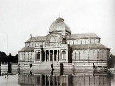 Palacio de Cristal - Madrid (Spain)