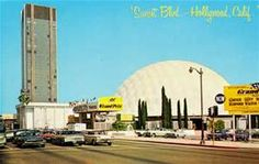 Hollywood Blvd - Cinerama Dome theatre