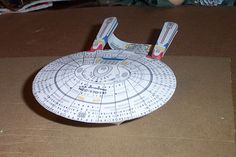 The Lower Hudson Valley Paper Model E-Gift Shop - Photo Gallery - Science Fiction