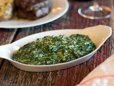 Ruth's Chris Steak House Creamed Spinach copycat recipe by Todd Wilbur