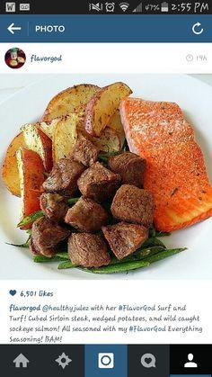 Flavorofgod seasoning. #Lesssodium #NoMsg #NoSugar #NoGmos #GlutenFree www.flavorgod.com follow @Flavorgod on instagram for more