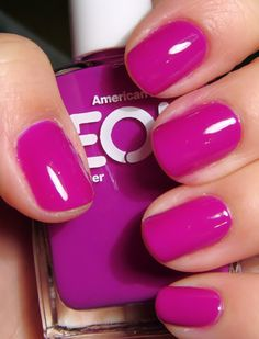 Hot Pinks @shapesBrowBar1 for chic and hot pals out there! #NailColors #nails #TrendyTuesday
