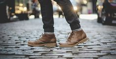 Select The Perfect Autumn/Winter Boots | The Idle Man