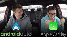 Android Auto y Apple Carplay cara a cara en un duelo por la navegación asistida