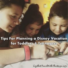 We all know that there is something at Disney for EVERYONE. This being said how…