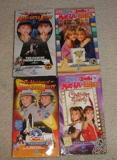Mary-Kate & Ashley movies. I was so obsessed with these! I used to dream that I had a secret twin that my mom wouldn't tell me about LOL