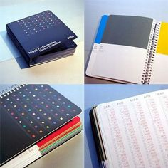 The most creative modern calendars and innovative calendar designs that will show you the current date in style.