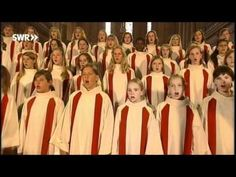 """""""Ihr Kinderlein kommet"""", Mädchenchor am Dom und St. Quintin Mainz, Ltg: ..."""
