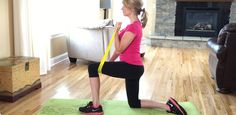 Loop Resistance Bands Upper Body Workout