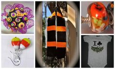 Halloween products are featured in Discover Handmade Halloween #HAFshop #HAS #handmade