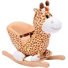Frugah.com - Qaba Kids Plush Rocking Horse-Style Giraffe Theme Chair, $42.99 (http://www.frugah.com/qaba-kids-plush-rocking-horse-style-giraffe-theme-chair/)