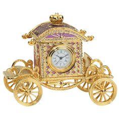 Collectible Renaissance Carriage Box   eGlobalLiving.com