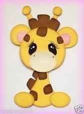 Imagen relacionada Baby Scrapbook, Scrapbook Paper, Pet Rocks, Scrapbook Embellishments, Punch Art, Baby Cards, Cute Cards, Paper Piecing, Baby Animals