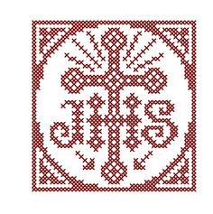 Disney Cross Stitch Patterns, Cross Patterns, Crochet Patterns, Retro Christmas Tree, Fillet Crochet, Altar Cloth, Easter Cross, Beaded Cross, Cross Stitch Alphabet