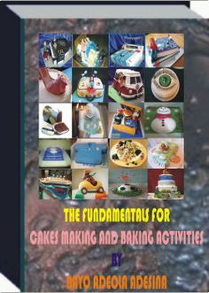 The ebook is all about the fundamentals of cake making and baking to the delight of cake lovers-http://fiverr.com/users/xorenxo/manage_gigs