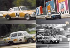 24 hour spa francorchamps 1971