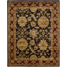 Darby Home Co Delaware Area Rug Rug Size: