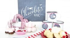 Valentine's Day is just a month away and I've got some really fun and cute (and easy!) ideas to help you celebrate with the ones you love. This Valentine's Day Hot Chocolate Bar would be the perfect addition to any party, or just a fun way to make the day special for your family. Holidays …