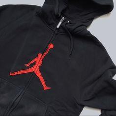 Nike Jordan men's graphic full zip hoodie RARE Nike Jordan men's graphic full zip hoodie RARE. Runs big.  Worn 1-2 times Nike Shirts Sweatshirts & Hoodies