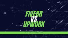FIVERR VS UPWORK We hope this contrast between Upwork vs Fiverr will help you determine which one you should use for your business. Talk to us for a better tomorrow! Contact: +92 3 227 1958 | +92 315 842 4706 #digital marketing#Social media#social media marketing#internet marketing#internet-marketing-jobs#online marketing#affiliate marketing#artificalintelligence#mobile marketing#advertising#facebook advertising#service#seo Marketing Jobs, Mobile Marketing, Affiliate Marketing, Internet Marketing, Online Marketing, Social Media Marketing, Digital Marketing, Advertising Services, Marketing And Advertising