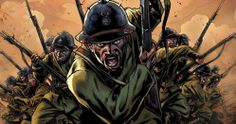 'The Harlem Hellfighters' Graphic Novel Adaptation Lands at Sony -- 'World War Z' author Max Brooks is adapting the script himself, which centers on an African-American Army regiment that fought in World War I. -- http://www.movieweb.com/news/the-harlem-hellfighters-graphic-novel-adaptation-lands-at-sony
