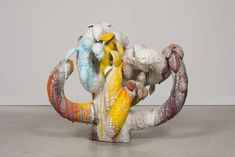 Louver gallery presents: Ceramic Momentum - Staging the Object including works by Matt Wedel. Contemporary Ceramics, Contemporary Art, Flowering Trees, Ceramic Artists, Staging, Lion Sculpture, Porcelain, Presents, Statue