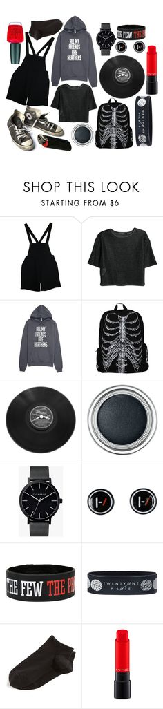 """//take it slow"" by xxhappyxx ❤ liked on Polyvore featuring Converse, American Apparel, MANGO, Christian Dior, The Horse, Hot Topic, Wolford, MAC Cosmetics, OPI and black"