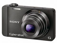 My Sony Cyber-shot G. A gift from my daughters.  I love it and take it on all trips.