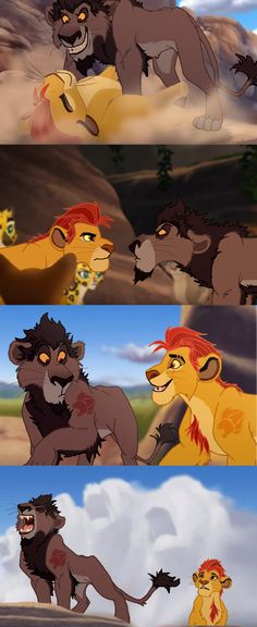 Explore the The Lion King collection - the favourite images chosen by otter-popps on DeviantArt. Lion King Series, Lion King Fan Art, Le Roi Lion Film, The Lion King Characters, Heros Disney, Lion King Drawings, Lion King Pictures, Pinturas Disney, Star Wars Film
