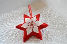 Christmas ornament - 2 pieces