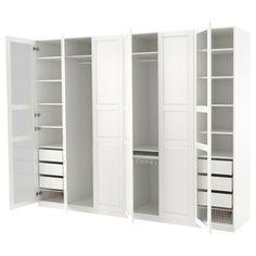 PAX Szafa - 300x60x236 cm - IKEA