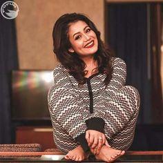 Indian Bollywood, Bollywood Fashion, Bollywood Actress, Beautiful Girl Indian, Beautiful Indian Actress, Neha Kakkar Dresses, Cute Selfie Ideas, Best Casual Outfits, Grow Long Hair