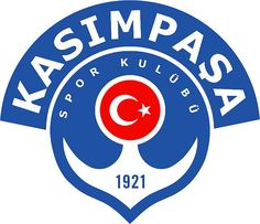 Kasimpasa SK of Turkey crest. Soccer Logo, Football Team Logos, Sports Team Logos, Fantasy Logo, Turkey Football, Team Mascots, Great Logos, Logos, Shirts