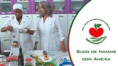 Suco de Inhame com Ameixa - ERA (Escola de Reeducação Alimentar)