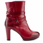 #zinda, #ankleboots, #redboots, #boots,