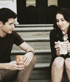 Julian Morris & Troian Bellasario #Wrencer